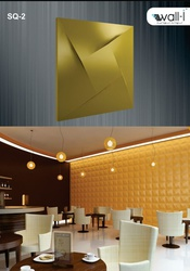 3D WALL PANEL AND BLOCK