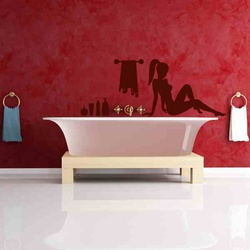 Bath Time Wall Decor ( KC259 )