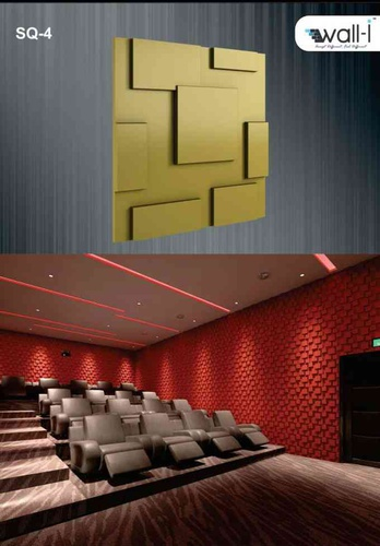 3D WALL PANELS AND BLOCKS
