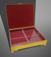 Buy G/P Dry Fruit Box with 4-Partitions