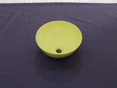 Pluto table top bowl