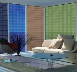 AIS Opal Trendz – Reflective Patterned Glass