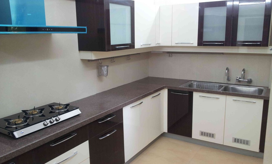 Modular Kitchen By Priyanka Dwivedi Interior Designer In Gurugram Haryana India