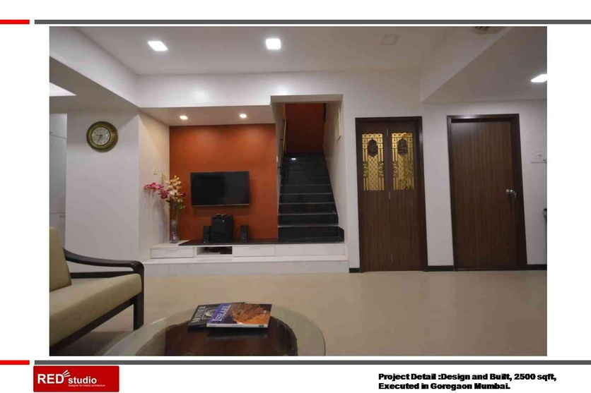 3bhk Row House By Sameer Sherawale Interior Designer In