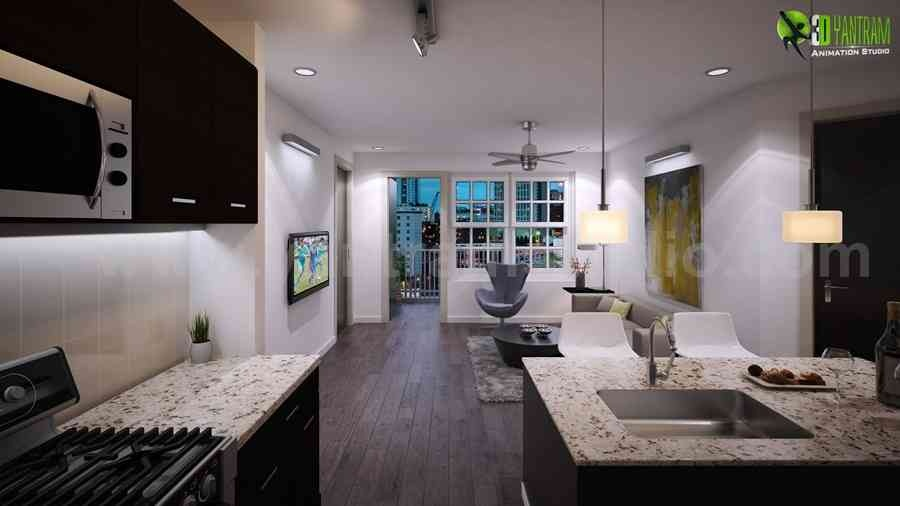 The Best and Worst Living and Kitchen Interior Design For USA Home