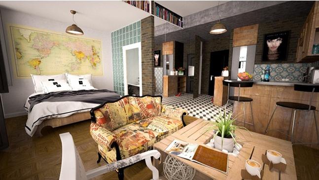 refurbishing ideas to get that retro look interior tips zingyhomes rh zingyhomes com