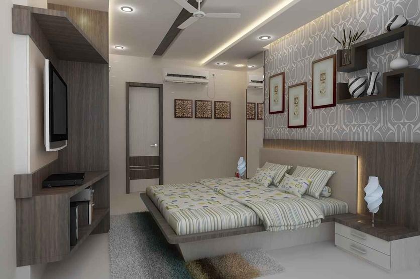 Ram chandani by mahendra jadeja interior designer in navi mumbai maharashtra india for Interior designers in navi mumbai