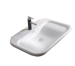 Sestones Viviana L Ceramic Basins