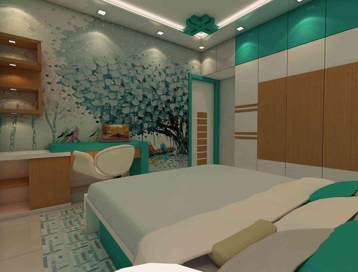 Modern Design For 3bhk Flat At Avidipta By Creazione Interiors Designinginteriorscreatively Interior Designer In Kolkata West Bengal India
