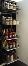 Pleno - Pull-out Larder