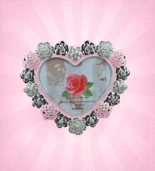 Heart Shaped Photo Frame Online India Photo Frame Suppliers