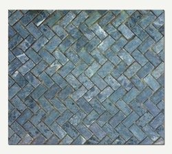 Herringbone Series Pattern Tile