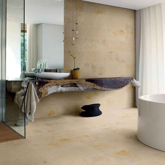 Luxurious Bathroom Villa Design