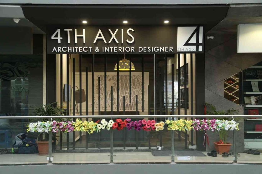4thaxis Architects Office By 4th Axis Design Studio Architect In