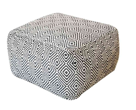 Taiko Luxury Cotton Poufs