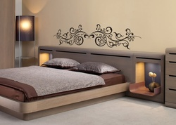 Curvy Vine Wall Decal ( KC157 )