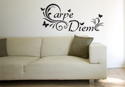 Capre Diem Wall Decal ( KC066 )