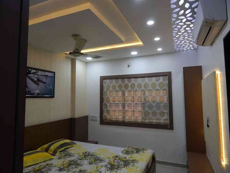 1200 Sq Feet 2bhk Flat By Rucha Trivedi Interior Designer In Surat Gujarat India