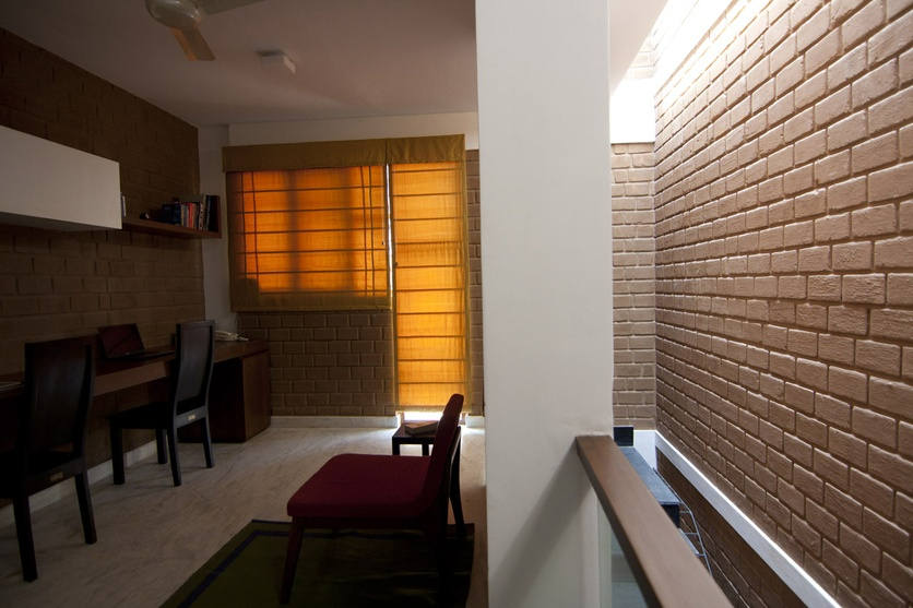 Stack house by kamat rozario architecture architect in for Wall bed bangalore