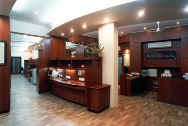 Law Firm Office Interiors- An overview