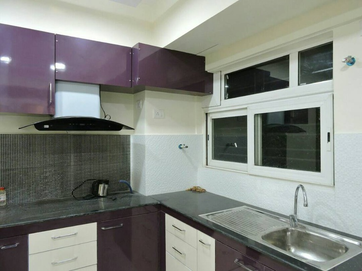 Modular Kitchen Elita Garden Vista Kolkata By Abhijit Mondal