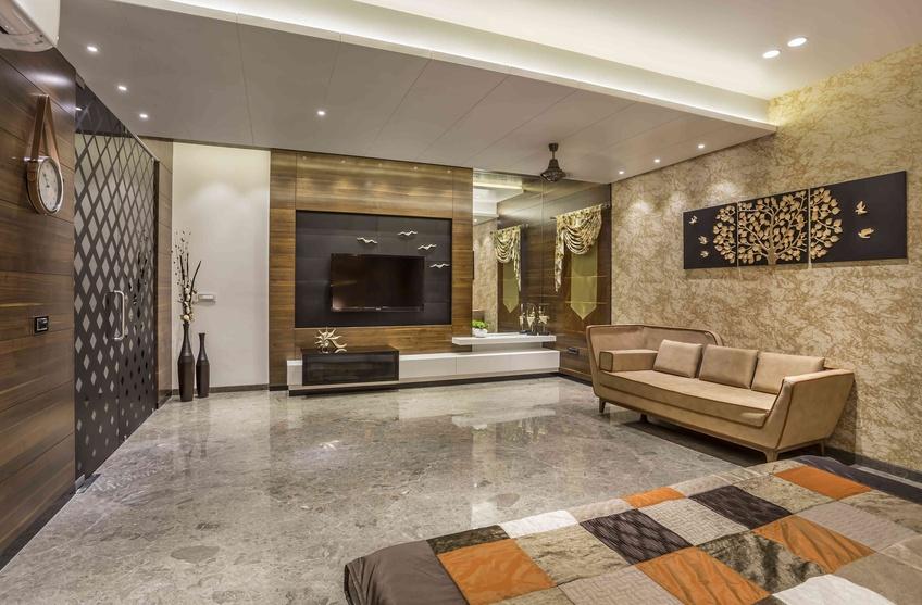 Heena Bungalow By Monika Bhatt Interior Designer In Surat