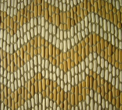 LP Zig Zag Series Pebble Tiles