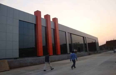 Outside Building View of United Texta Pvt. Ltd