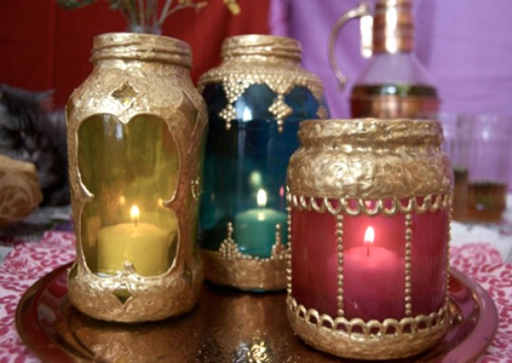 How To Make Homemade Decorative Items For Diwali