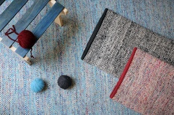 Traverse Recycled Wool, Polyester Rugs