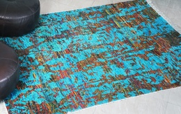 Camden Hand-knotted, Multi-colored Rugs