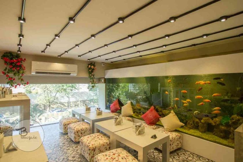 Cafe Hydro By Interior Vogue Interior Designer In Mumbai Maharashtra India