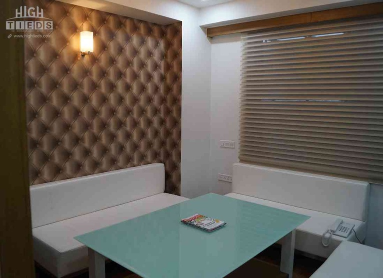 Meeting Room Design Wallpaper Design Center Table Design High Tieds Interior Design  Ahmedabad