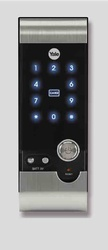 Touchpad Rim Mounted Lock YDR3110