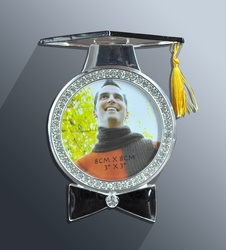 Graduation Photo Frame Boy