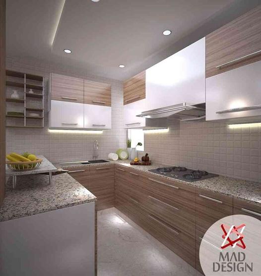 modular kitchen mad design by mad design interior designer in delhi