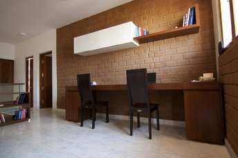 Home Office, Design Idea by Kamat & Rozario Architecture