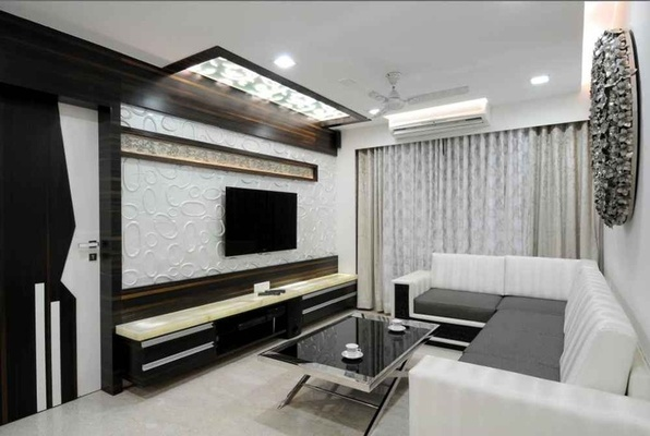 Living Room Decorating Idea by Interior Designer: Ambati chandra Shekhar