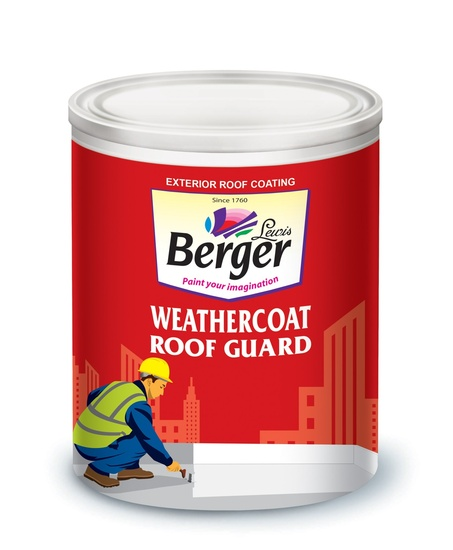 Berger WeatherCoat Roof Guard