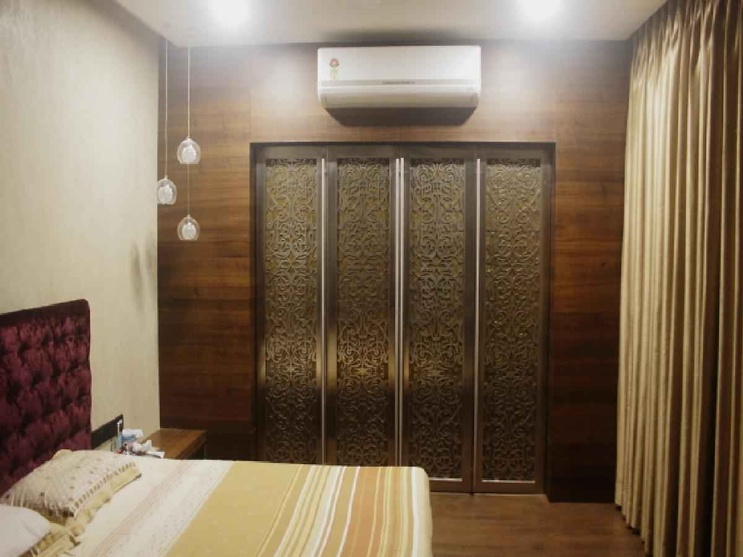 Decorative Wardrobe in Modern Setting