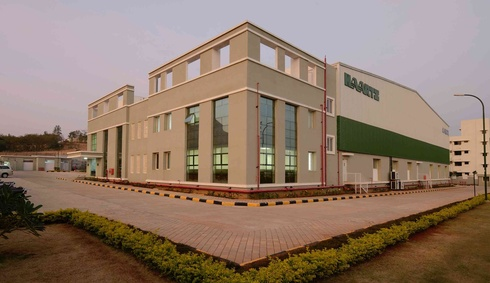 Office & Factory Building