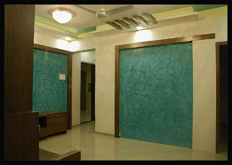 3bhk Flat By Designint Interior Designer In Pune Maharashtra India