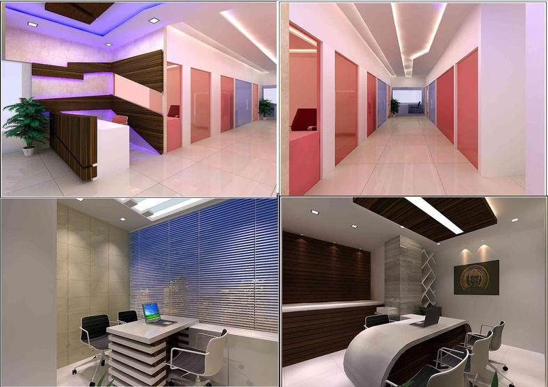 DIAGNOSTIC CENTER by Suma Menon, Interior Designer in Mumbai ...
