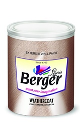 Berger Weathercoat Texture Paint