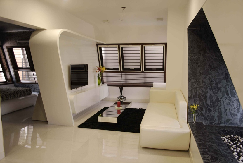 R residence by inform architects architect in bangalore for Wall bed bangalore