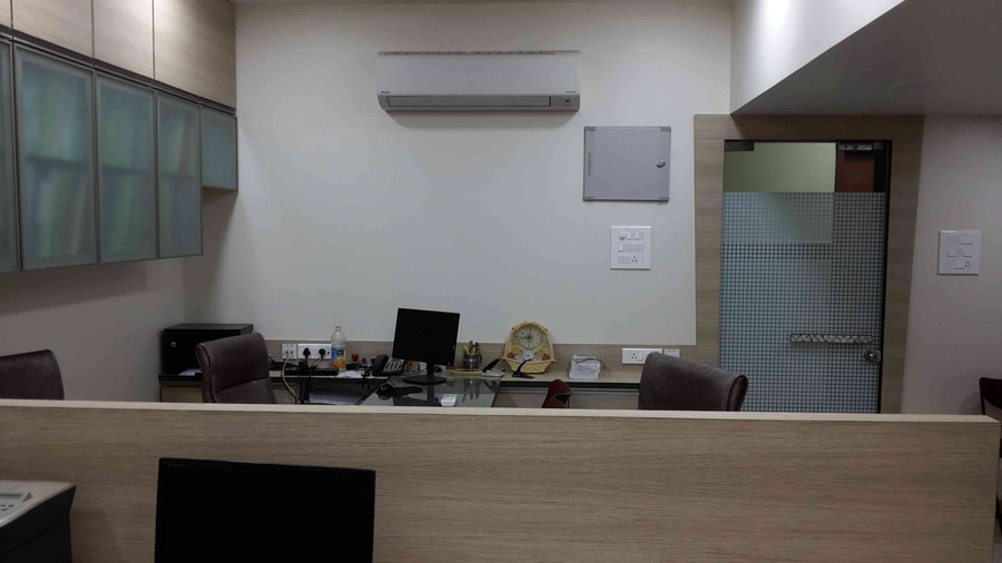 Corporate Office Of Chartered Accountant, Commercial Shopping Malls