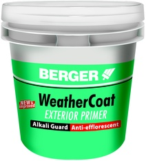 Berger Weathercoat Exterior Primer for Exterior Walls