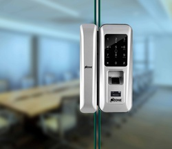 Ozone Launches Finger Print Digital Lock for Glass Doors in Market!