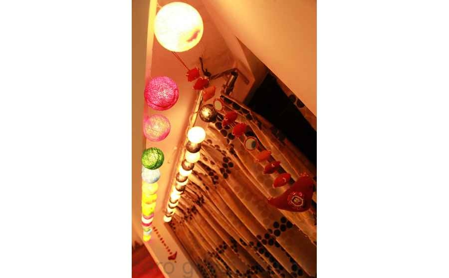 Oriental Lamps Decorating Ideas