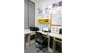 Architect's desk - Overview